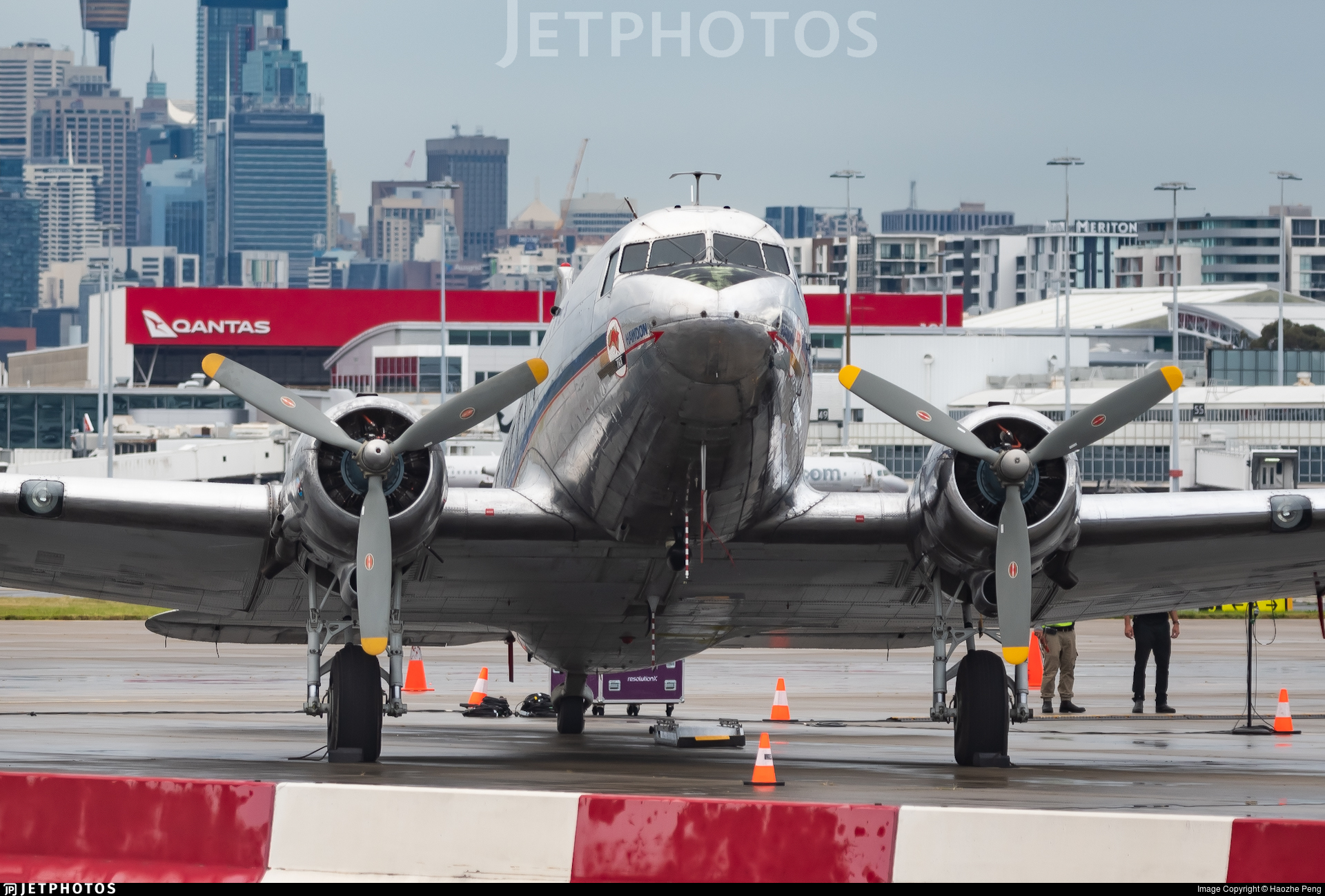 VH-AES - Douglas DC-3C - Trans Australia Airlines (TAA)