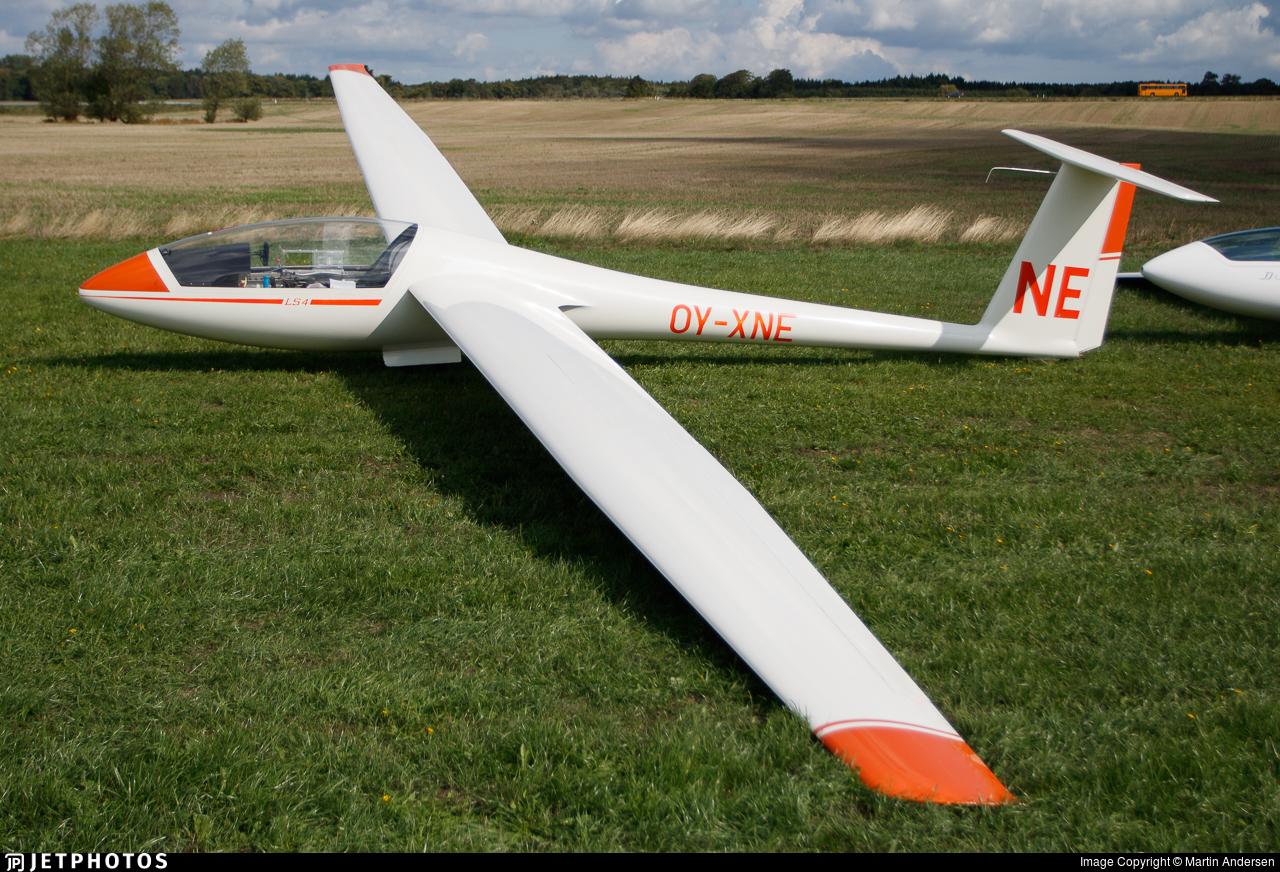 OY-XNE - Rolladen-Schneider LS-4 - Private