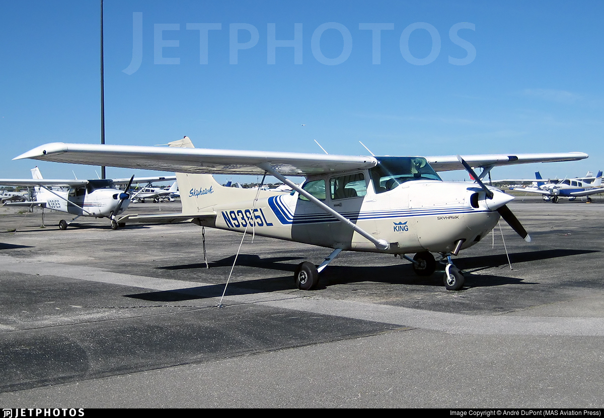 N9385L - Cessna 172P Skyhawk - Private