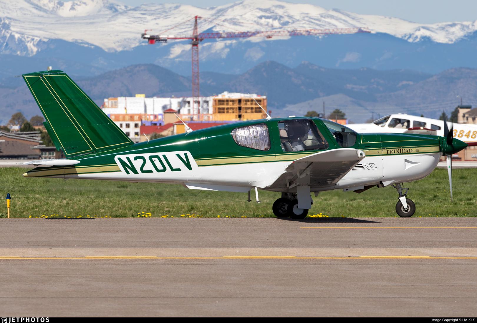 N20LV - Socata TB-21 Trinidad TC - Private