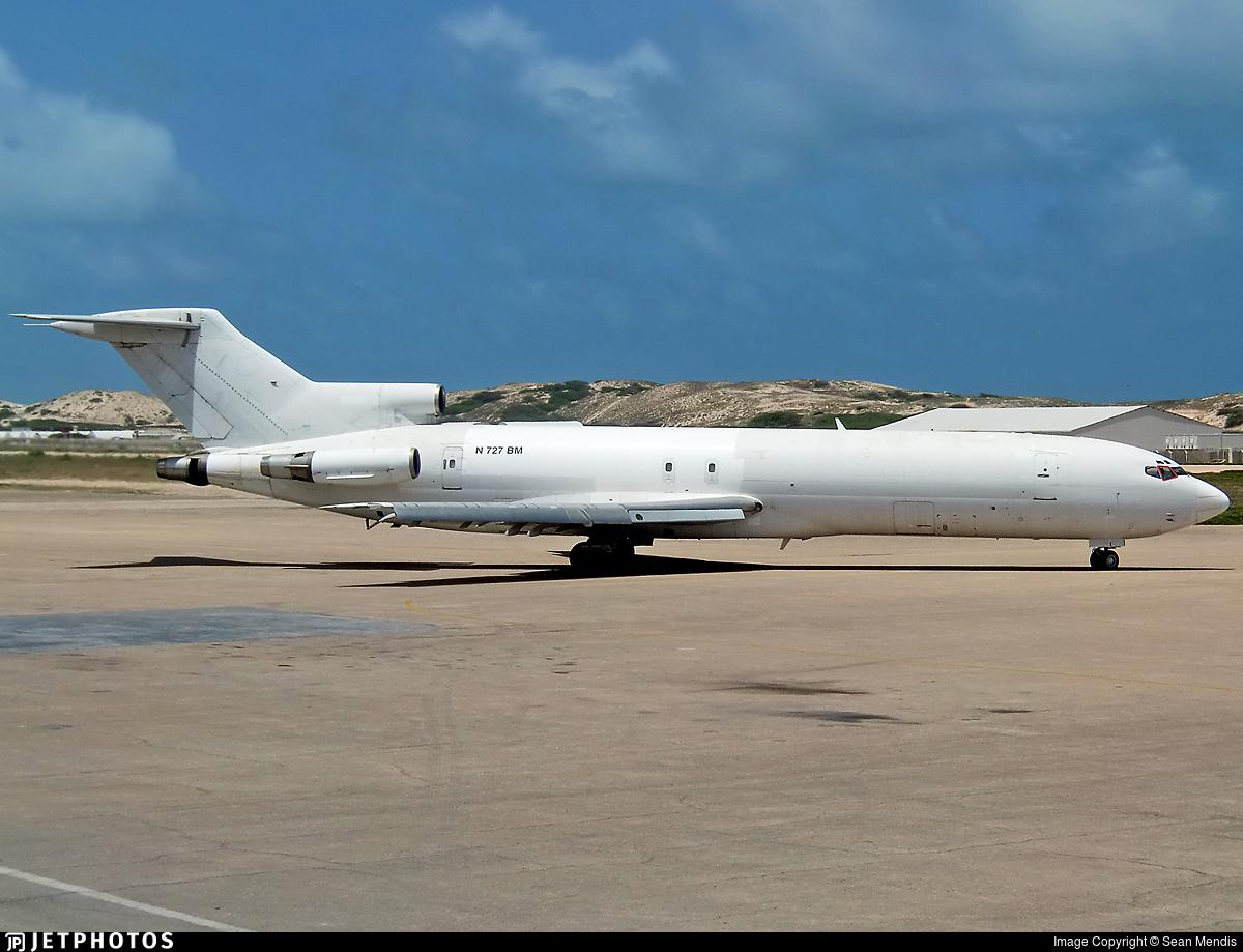 N727BM - Boeing 727-230(Adv)(F) - Jubba Airways