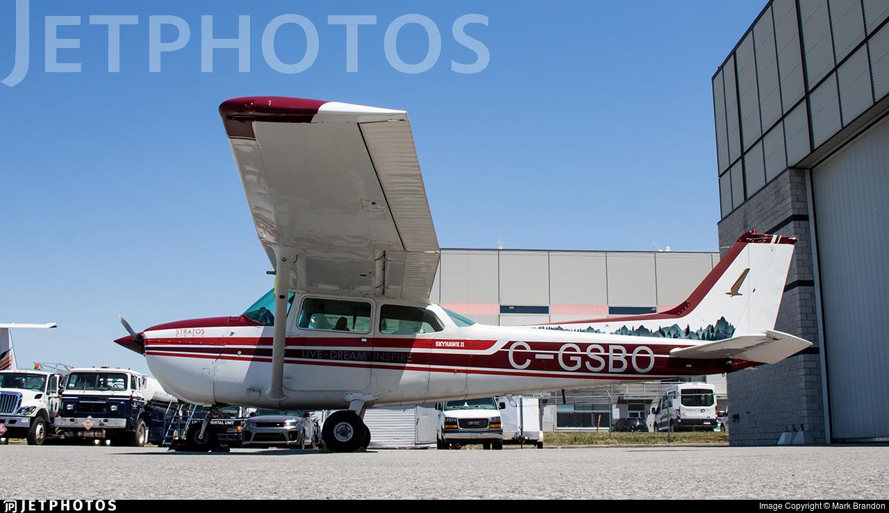 C-GSBO - Cessna 172N Skyhawk - Private
