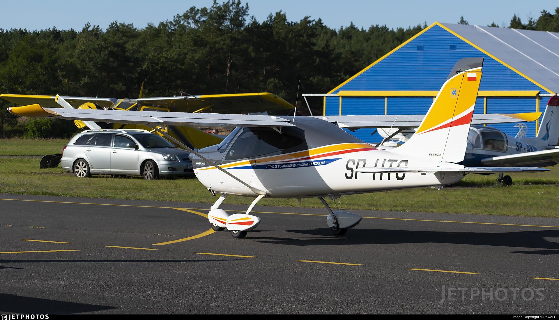 SP-HTC - Tecnam P2008JC MkII - Lotnicze Pogotowie Ratunkowe