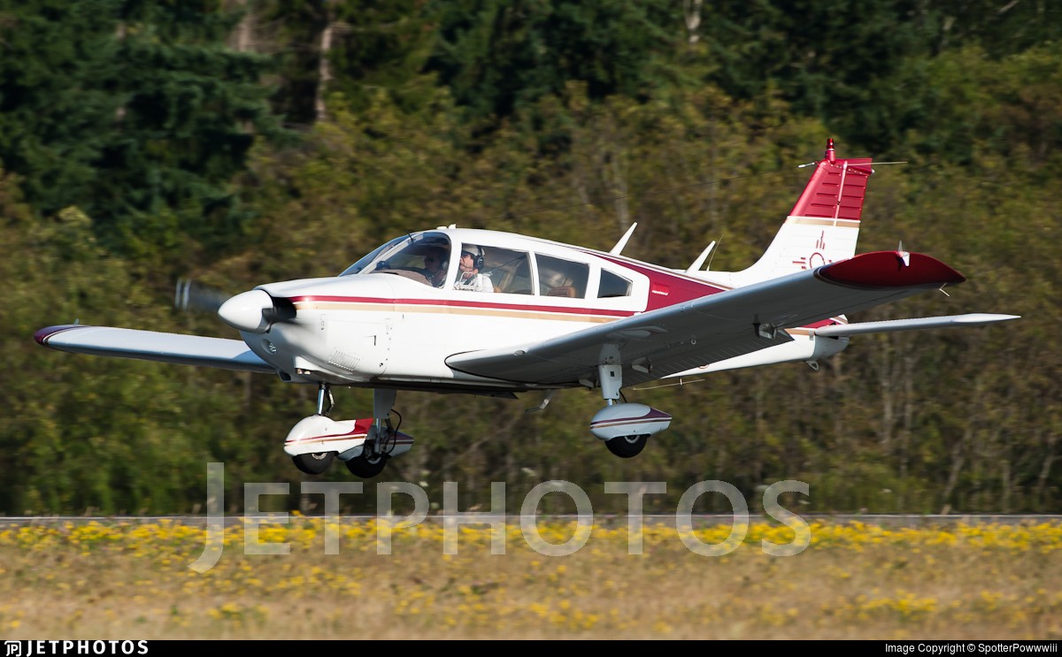 N55140 - Piper PA-28-180 Cherokee - Private