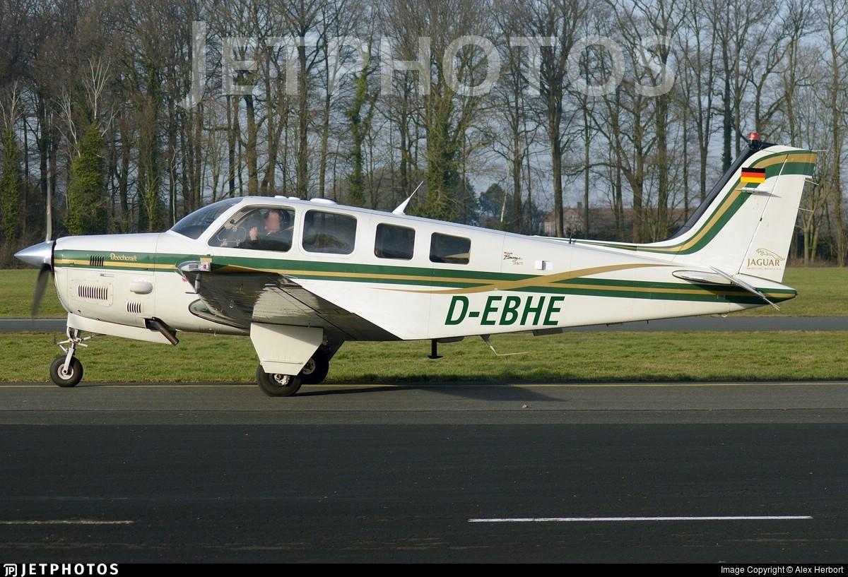 D-EBHE - Beechcraft B36TC Bonanza - Private
