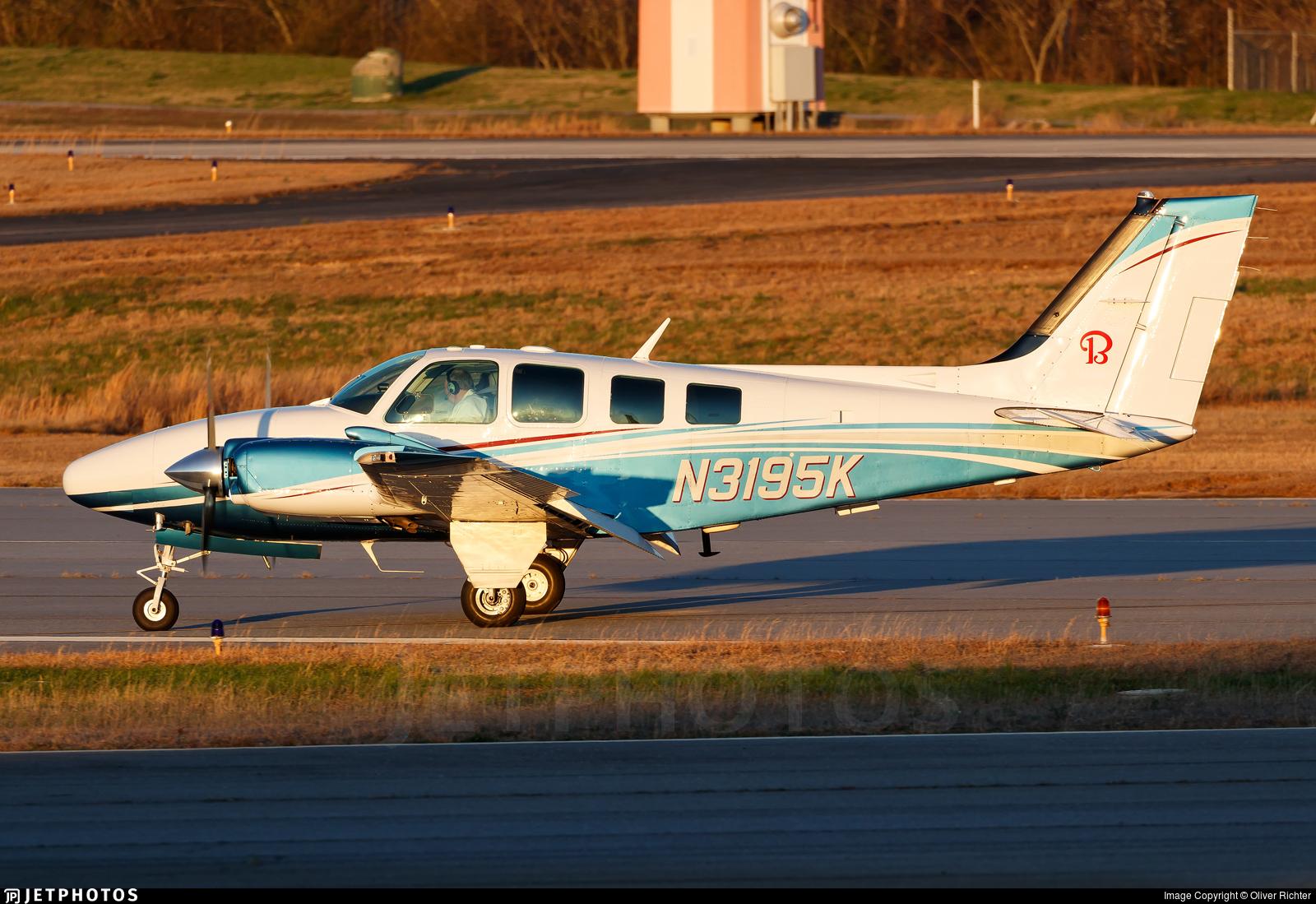 N3195K - Beechcraft 58 Baron - EasyGoAir