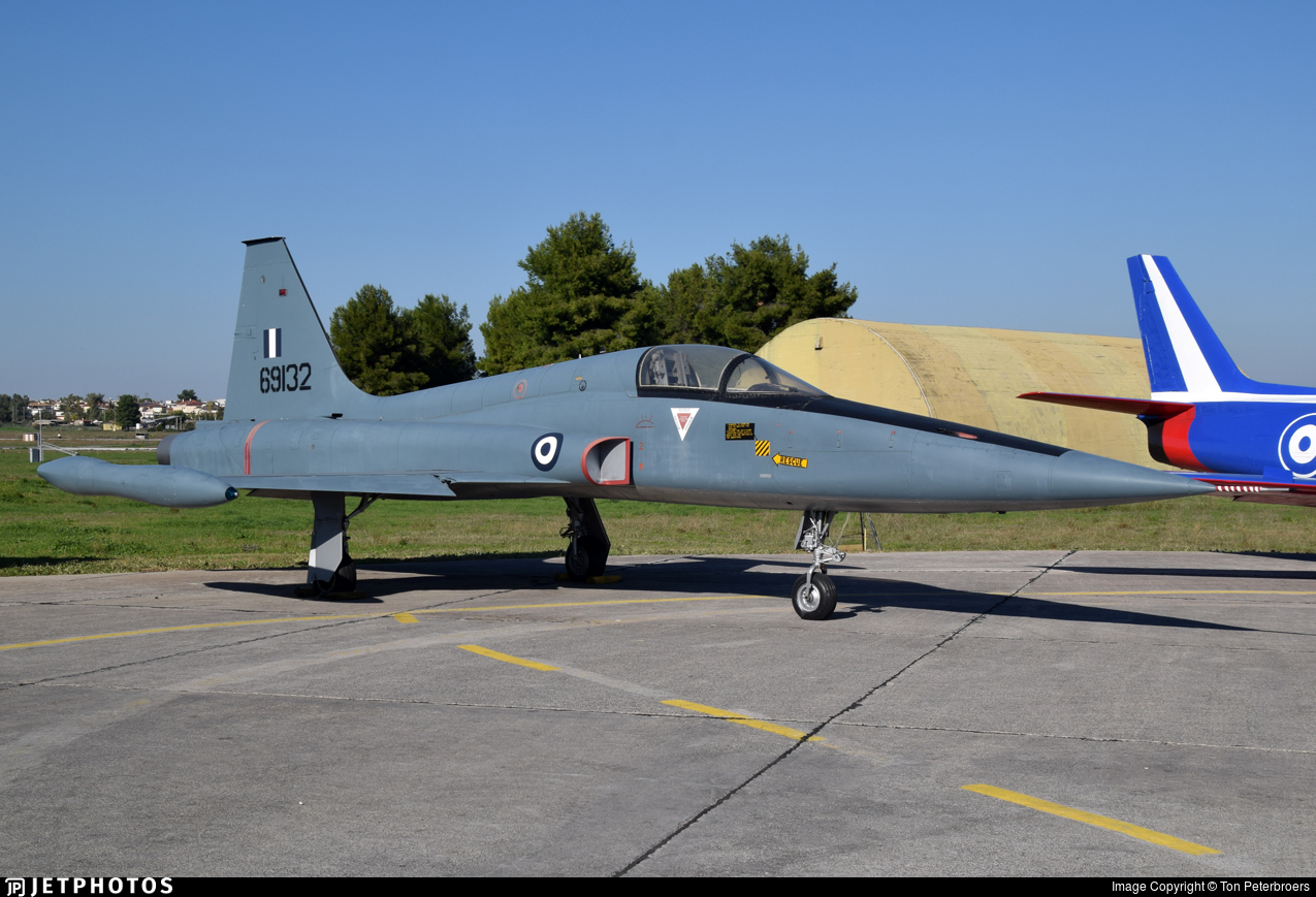 69132 - Northrop F-5A Freedom Fighter - Greece - Air Force