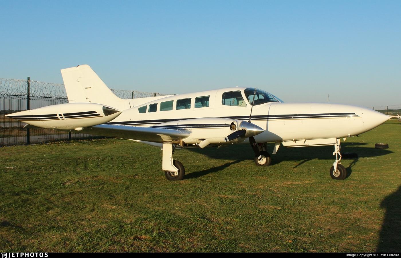 ZS-ORF - Cessna 402A - Private