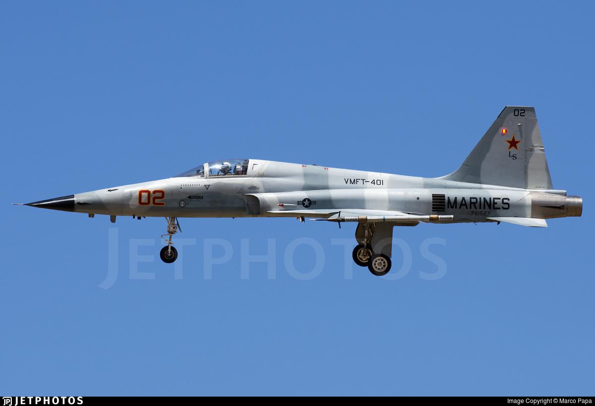 761527 - Northrop F-5N Tiger II - United States - US Navy (USN)