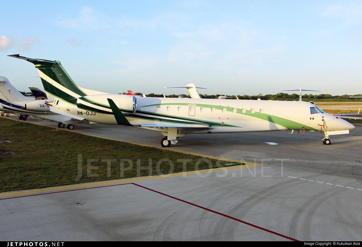 XA-DJJ - Embraer ERJ-135BJ Legacy 600 - Air Taxi