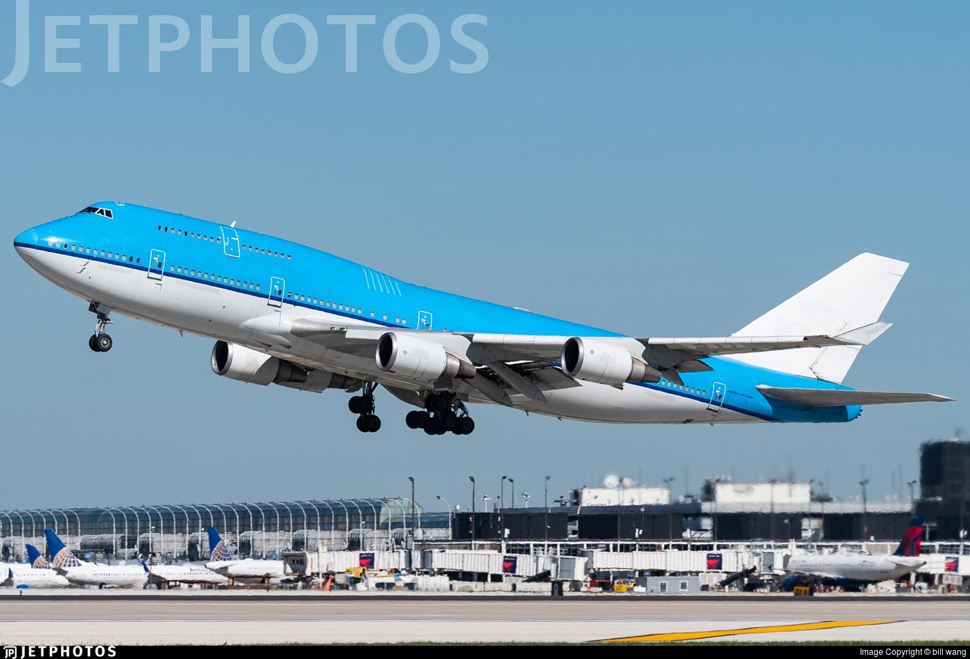 PH-BFL - Boeing 747-406 - Untitled