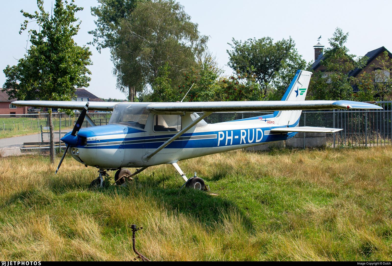 PH-RUD - Reims-Cessna F150M - Private