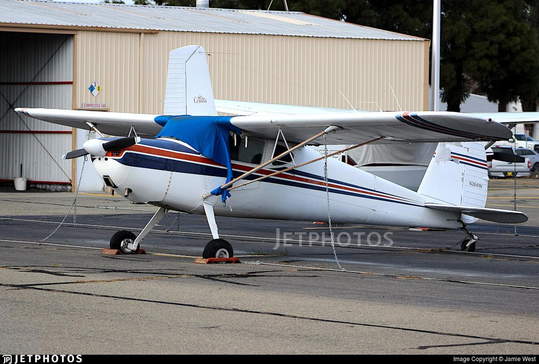 N2641N - Cessna 120 - Private