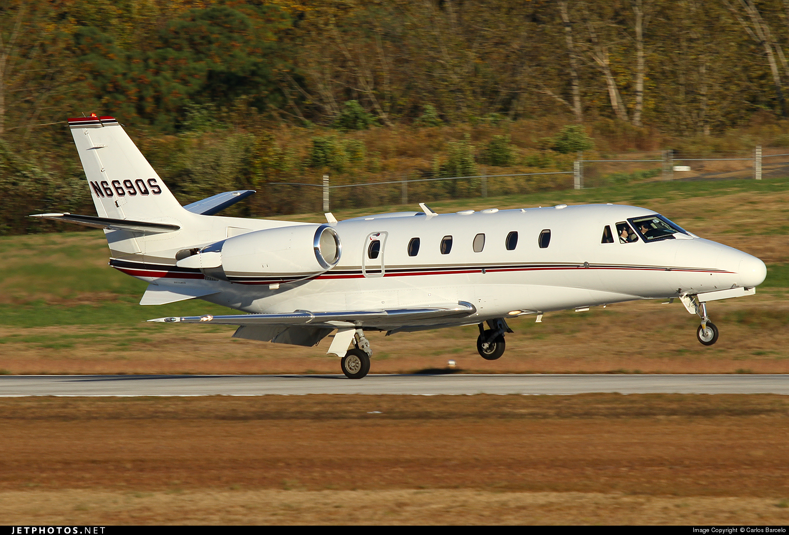 N669QS - Cessna 560XL Citation XLS - NetJets Aviation