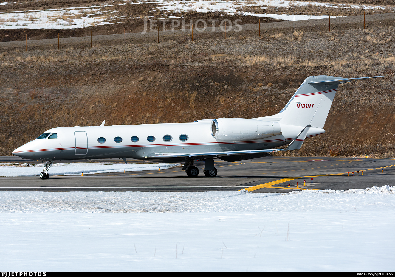 N101NY - Gulfstream G450 - Private