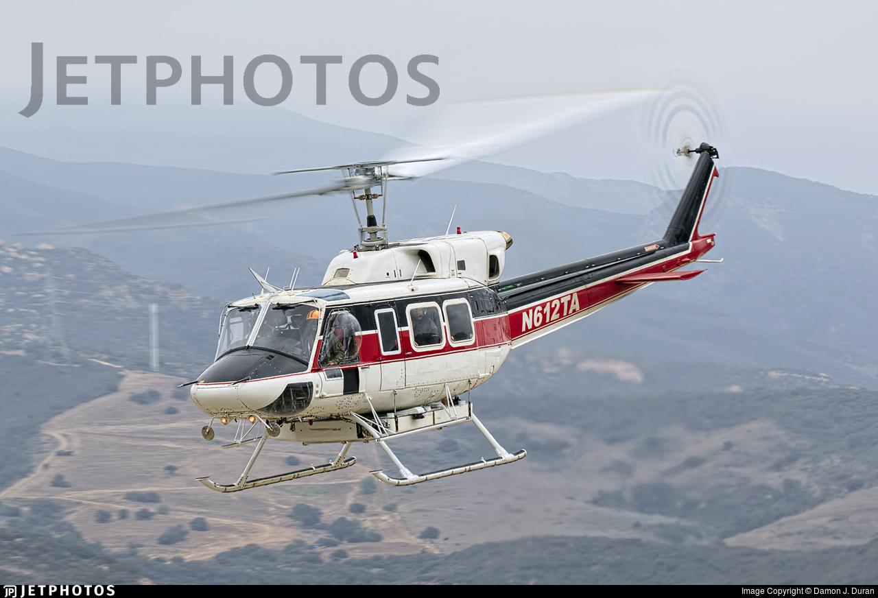 N612TA - Bell 212 - HeliStream