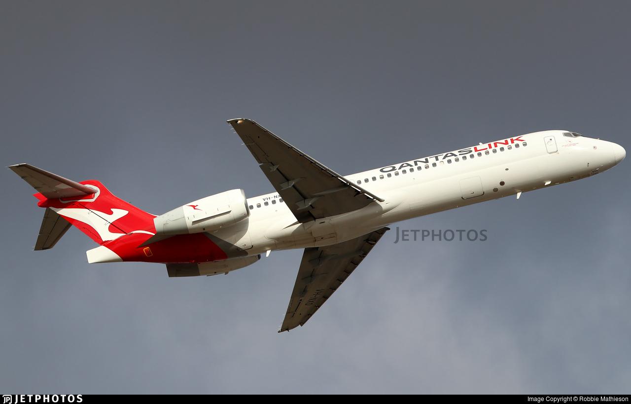 VH-NXO - Boeing 717-231 - QantasLink