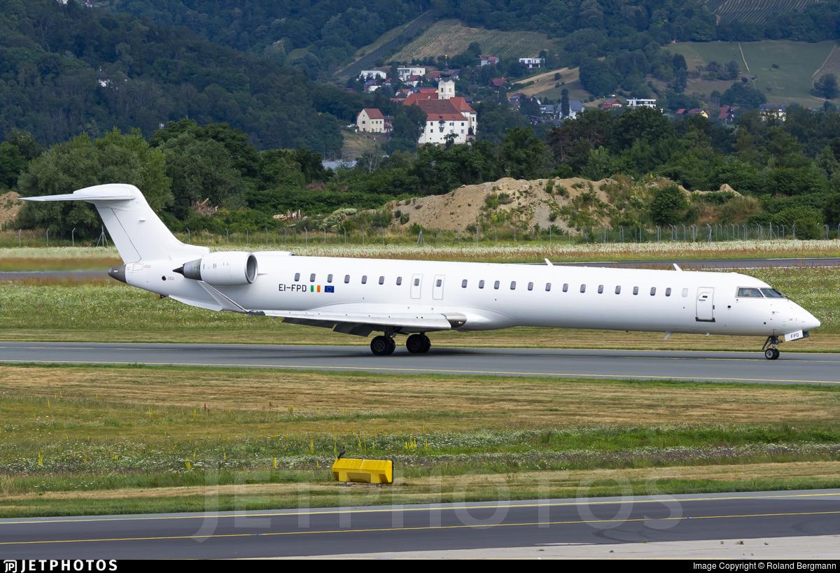 EI-FPD - Bombardier CRJ-900LR - CityJet