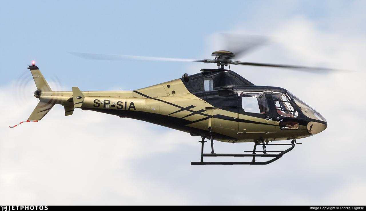 SP-SIA - PZL-Swidnik SW-4 - Private