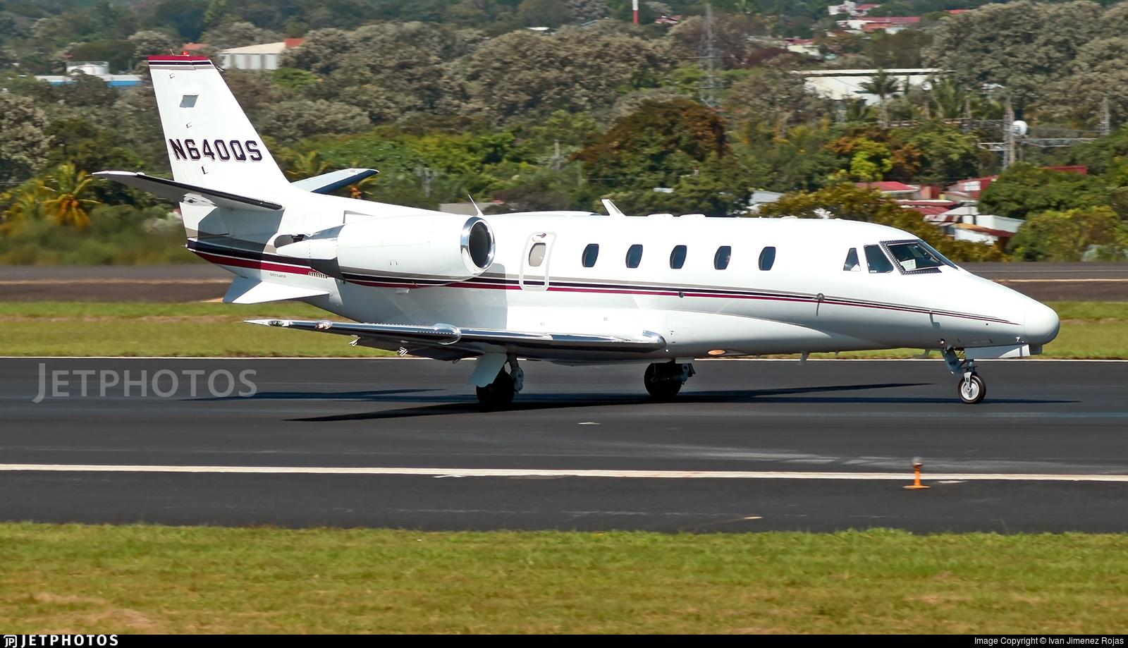 N640QS - Cessna 560XL Citation Excel - NetJets Aviation