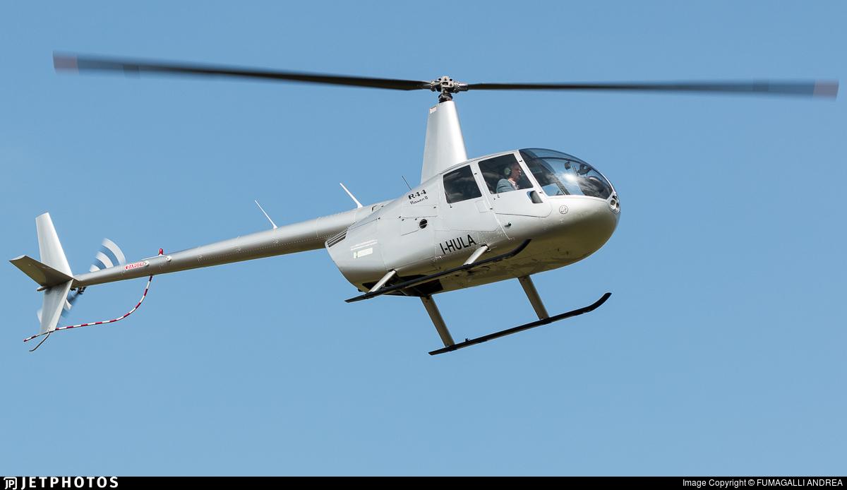 I-HULA - Robinson R44 Clipper II - Private
