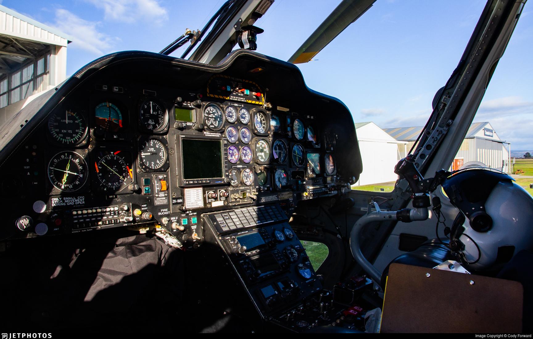 ZK-IMN - MBB-Kawasaki BK117B-2 - GCH Aviation