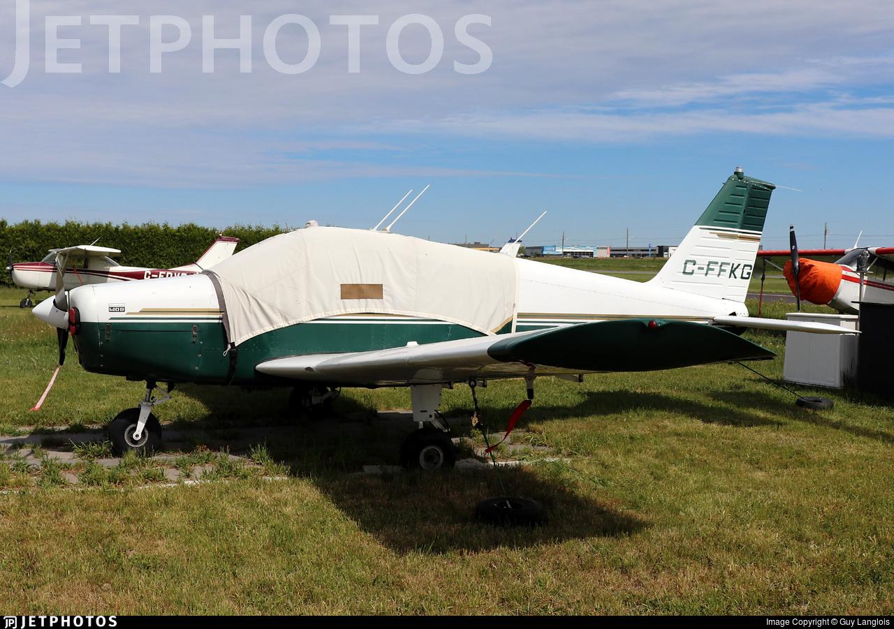 C-FFKG - Piper PA-28-140 Cherokee - Private