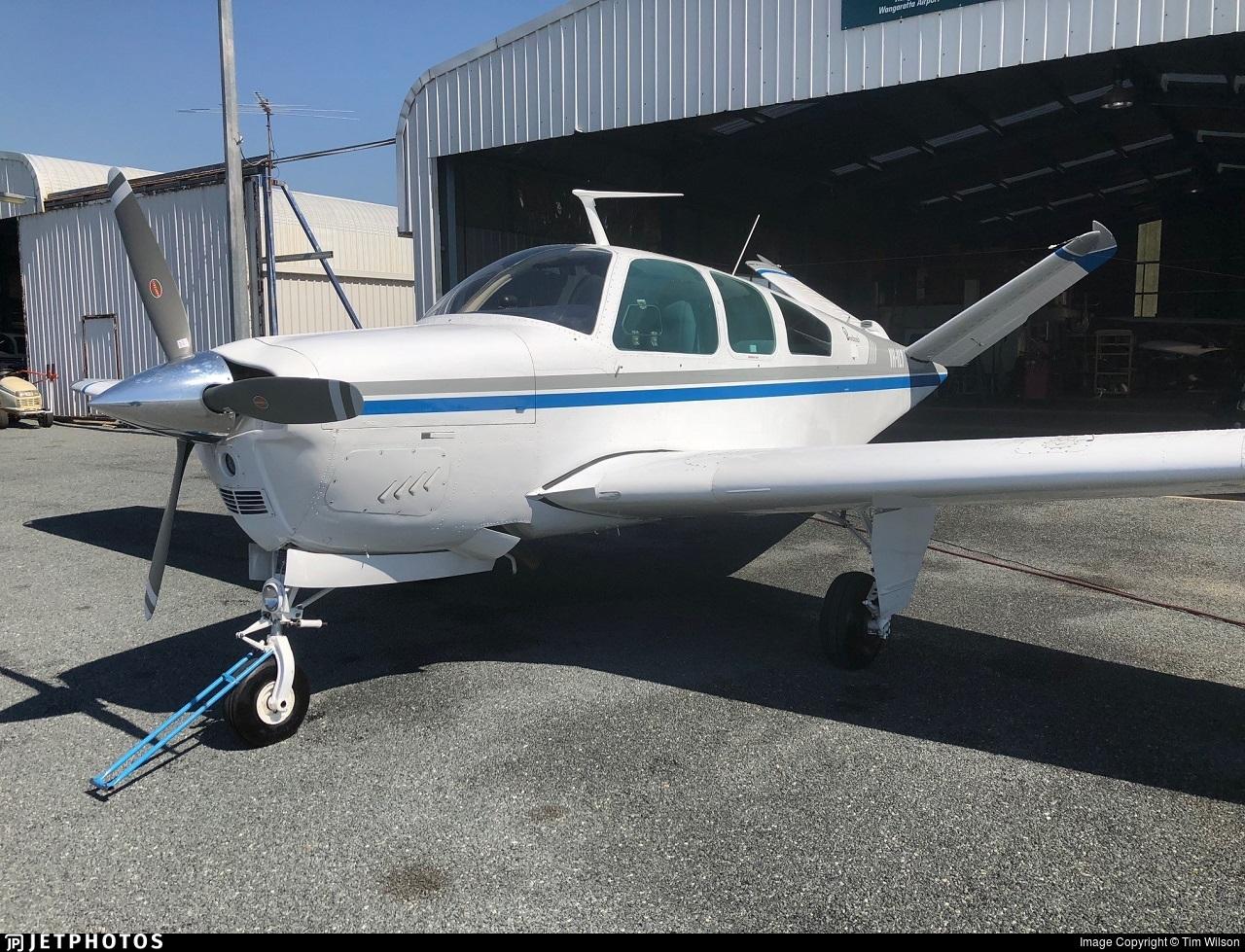 VH-ILY - Beechcraft V35B Bonanza - Privateways
