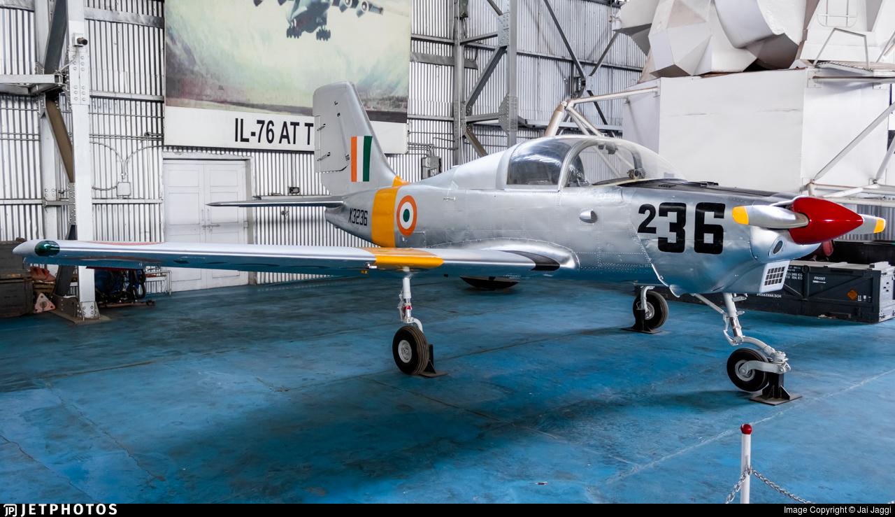 X3236 - Hindustan Aeronautics HTT-32 Trainer - India - Air Force