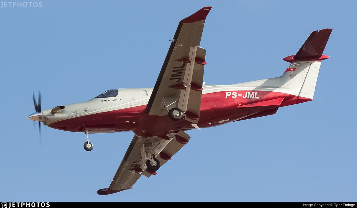 PS-JML - Pilatus PC-12 NGX - Private