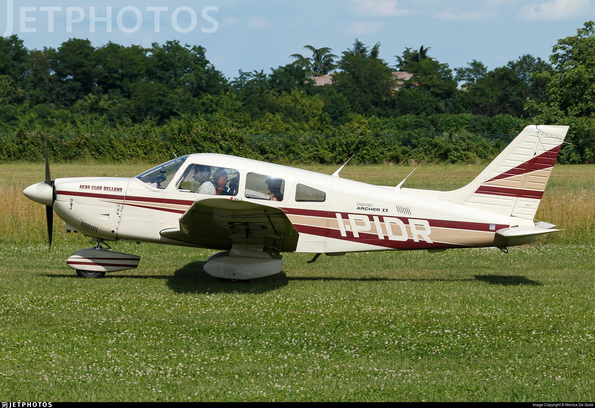 I-PIDR - Piper PA-28-181 Archer II - Aeroclub Belluno