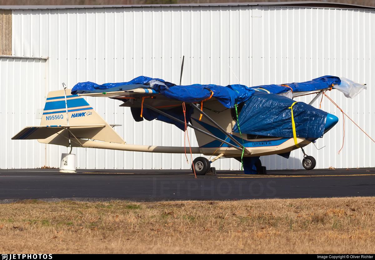 N9556Q - CGS Aviation Hawk Arrow II - Private