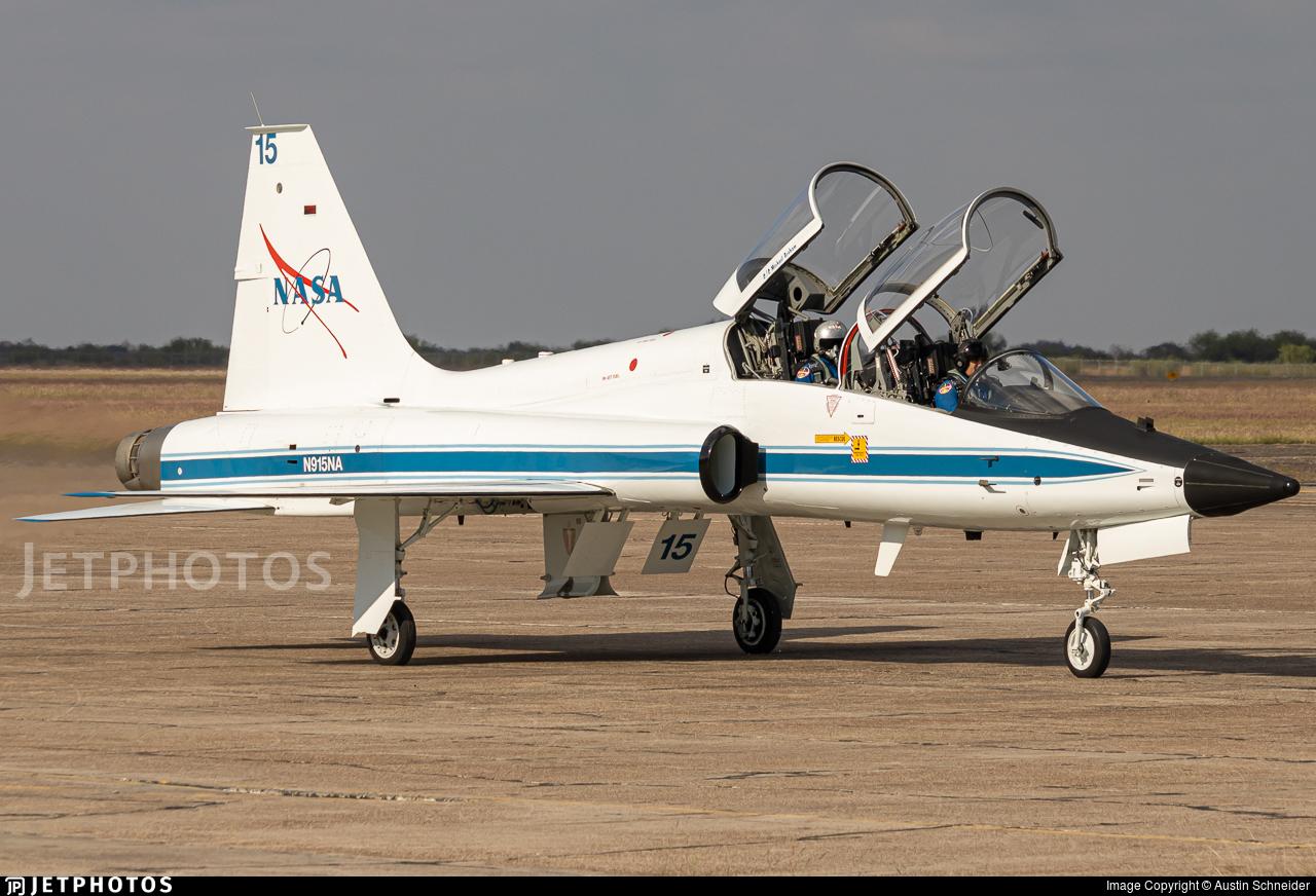 N915NA - Northrop T-38N Talon - United States - National Aeronautics and Space Administration (NASA)