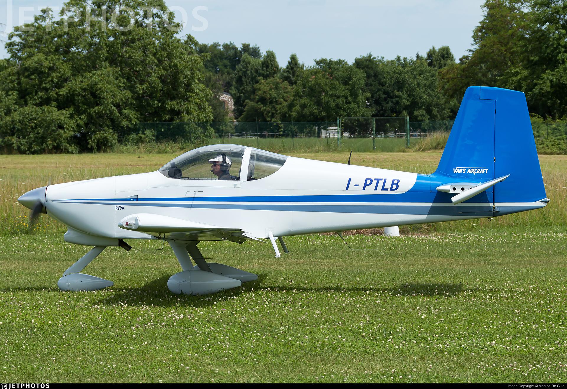 I-PTLB - Vans RV-9A - Private