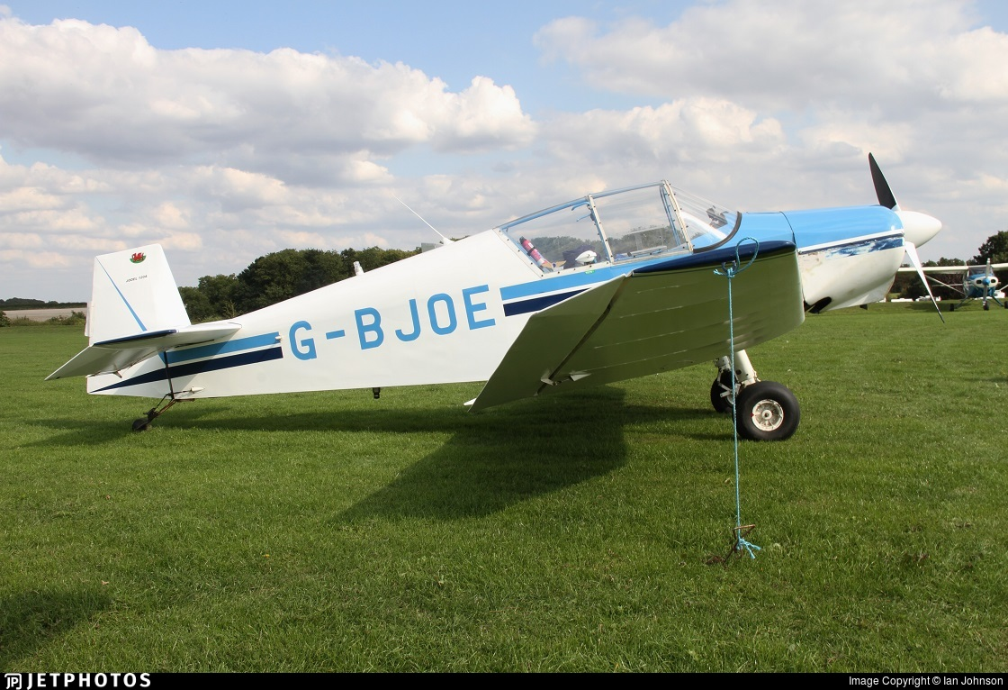G-BJOE - Jodel D120A Paris-Nice - Private