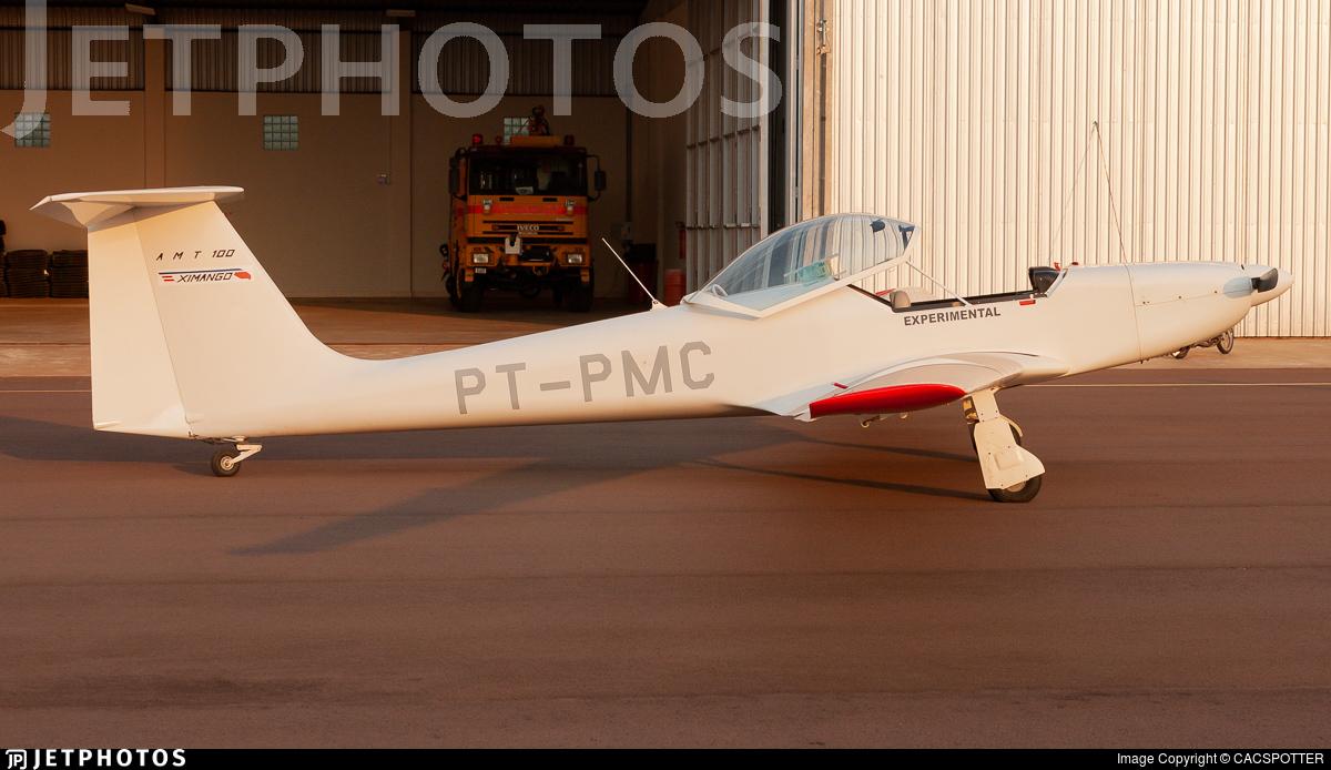 PT-PMC - Aeromot AMT-100 Ximango - Private