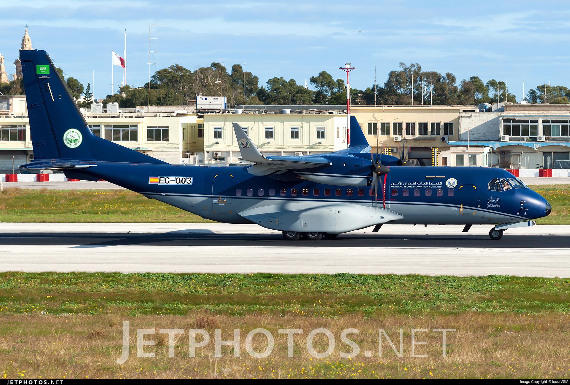 Ec 003 Airbus C295m Saudi Arabia Ministry Of Interior