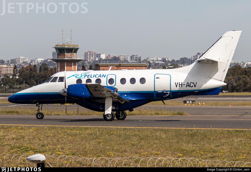 VH-ACV - British Aerospace Jetstream 32 - FlyPelican