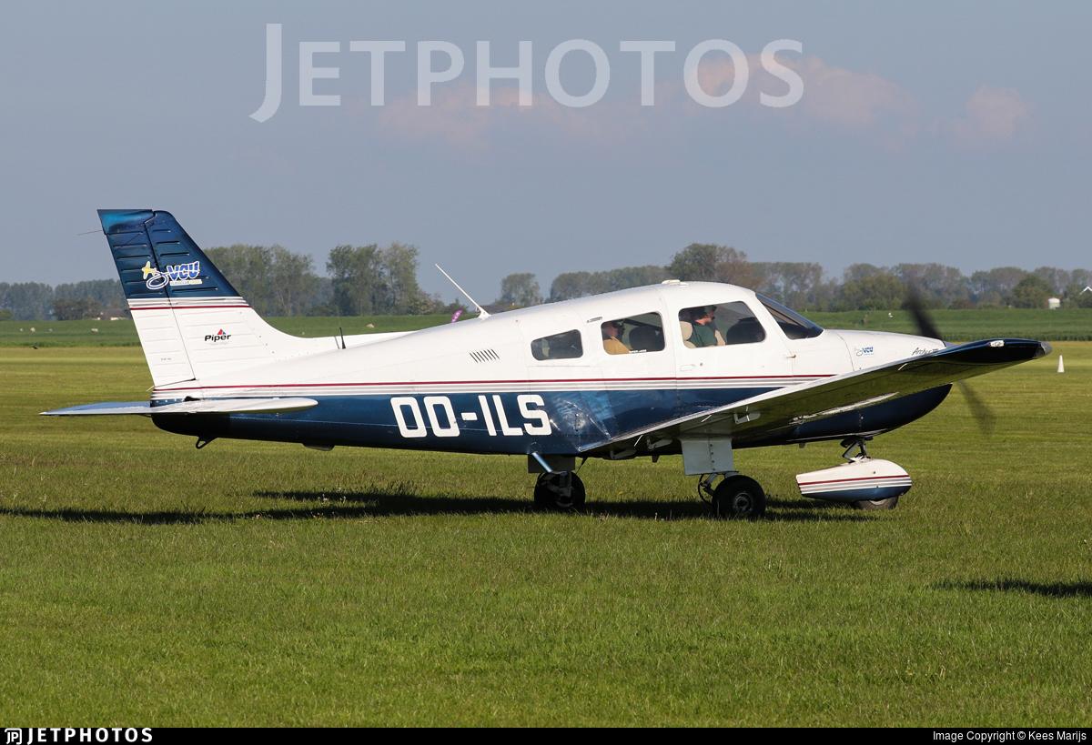 OO-ILS - Piper PA-28-181 Archer III - Aero Club - Ursel