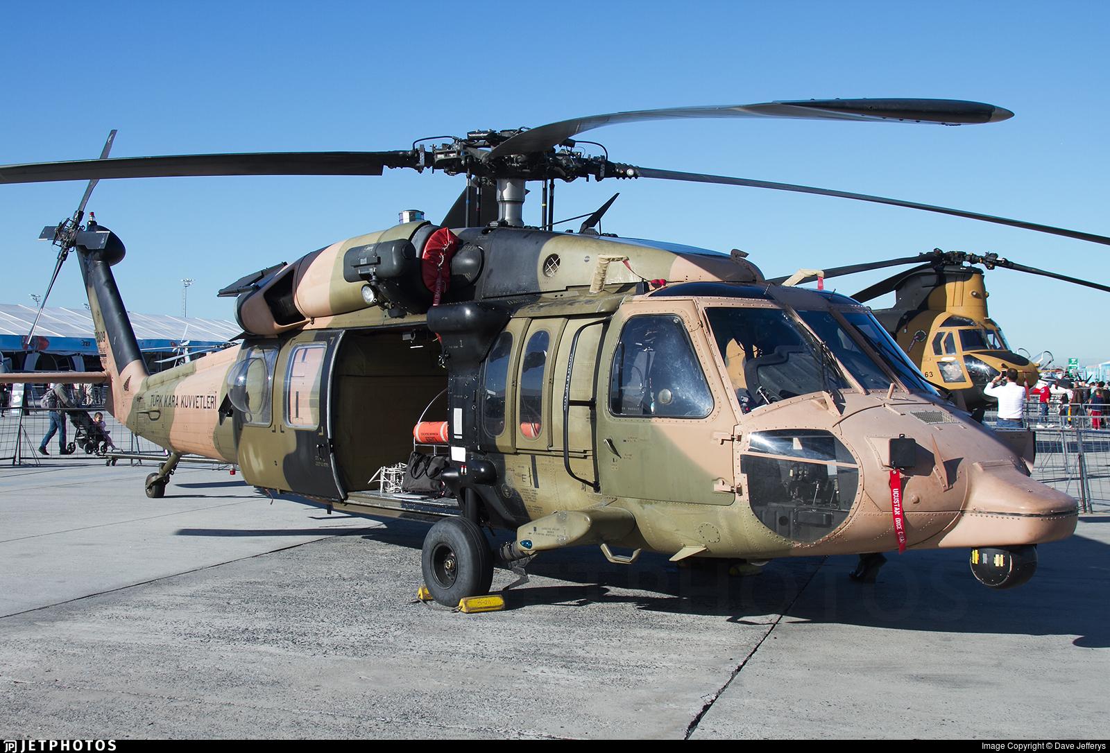 12309 - Sikorsky S-70A-28 Blackhawk - Turkey - Army