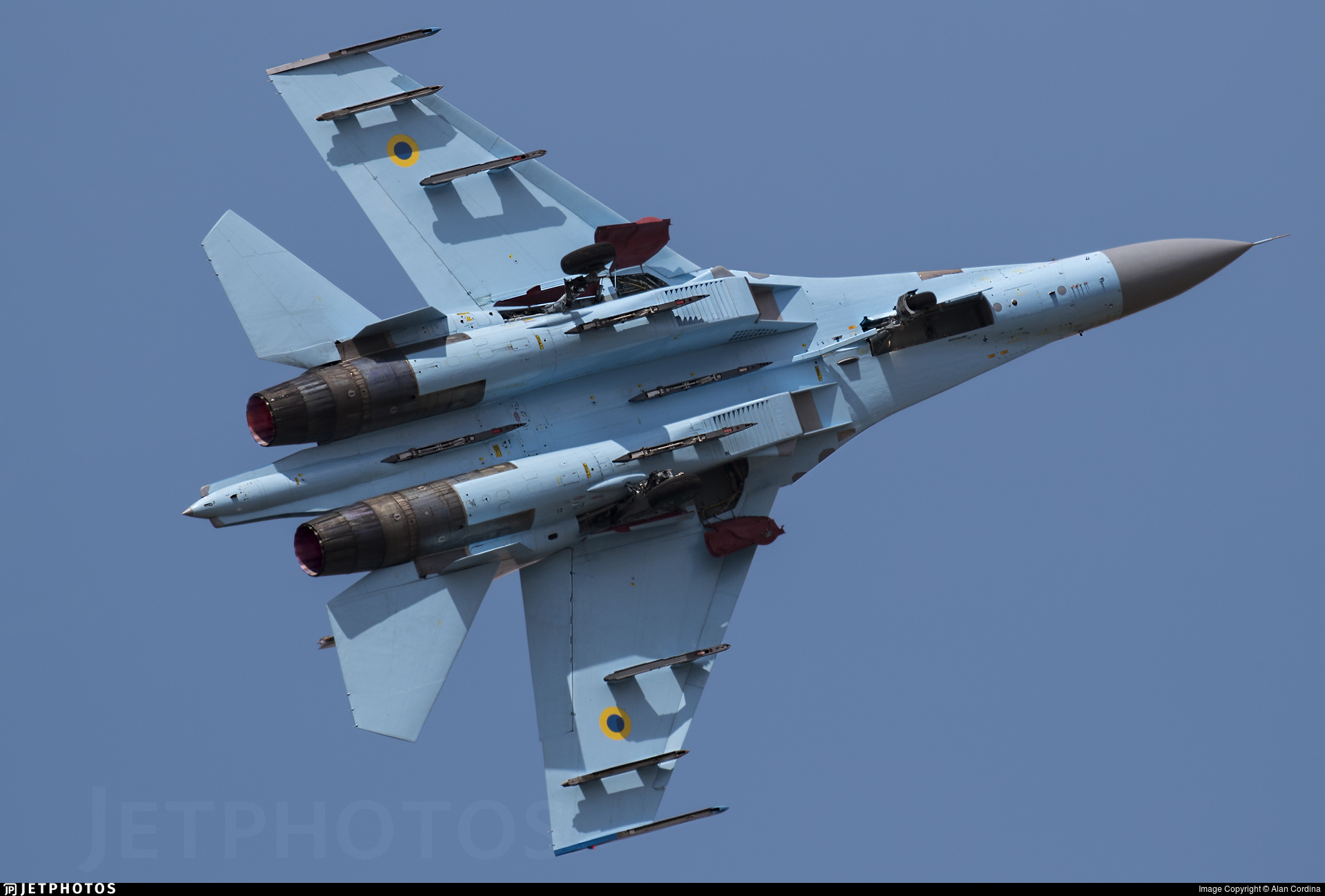 58 sukhoi su 27 flanker ukraine air force alan cordina