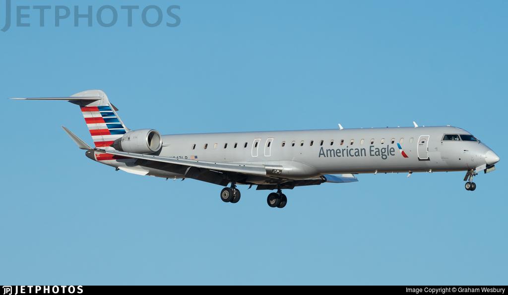 N943LR - Bombardier CRJ-900ER - American Eagle (Mesa Airlines)