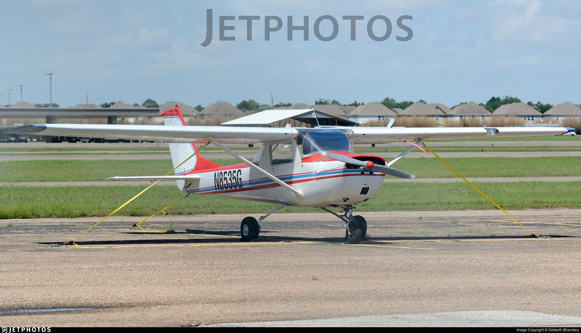 N8535G - Cessna 150F - Private