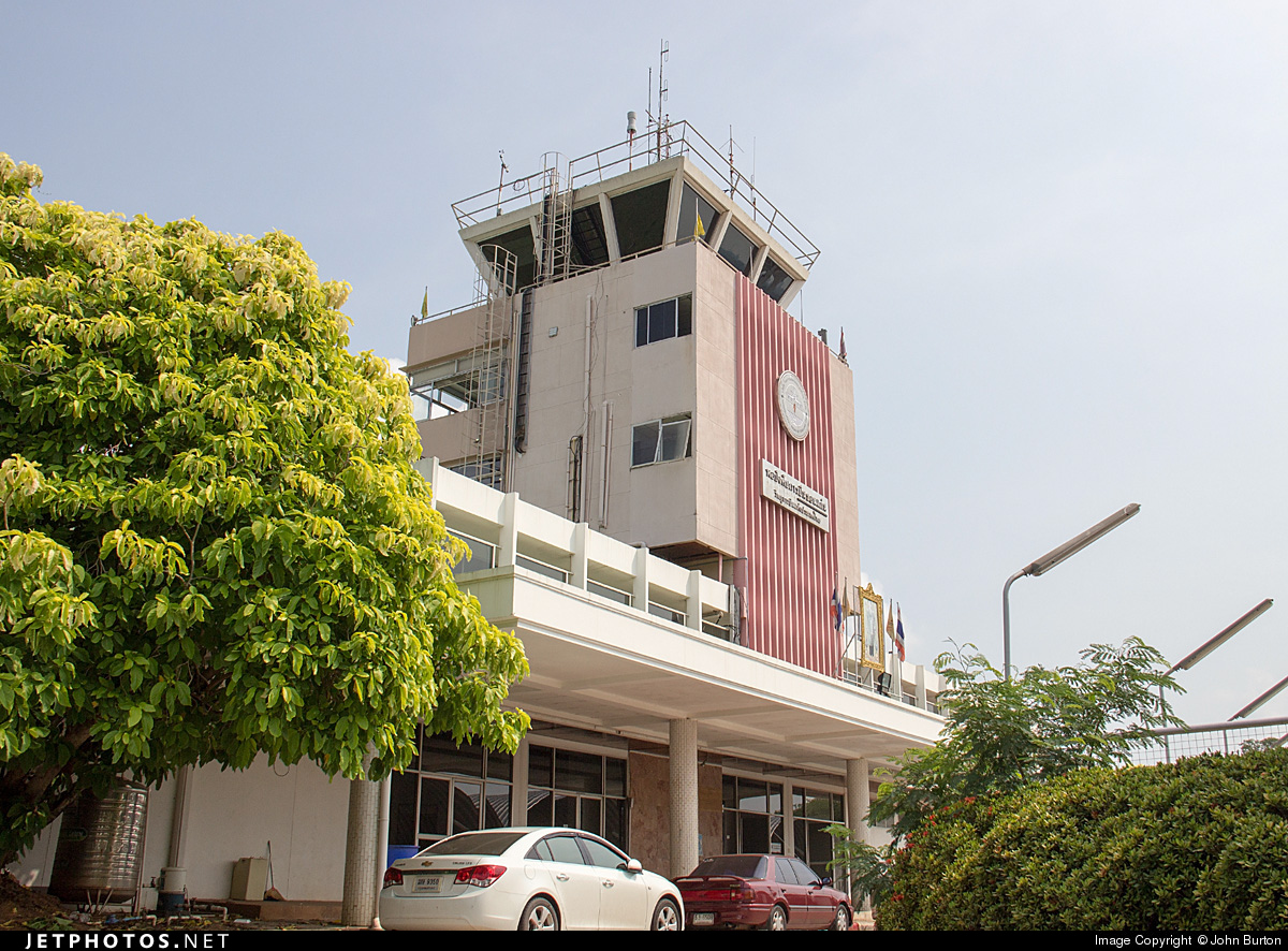 VTUK - Airport - Control Tower