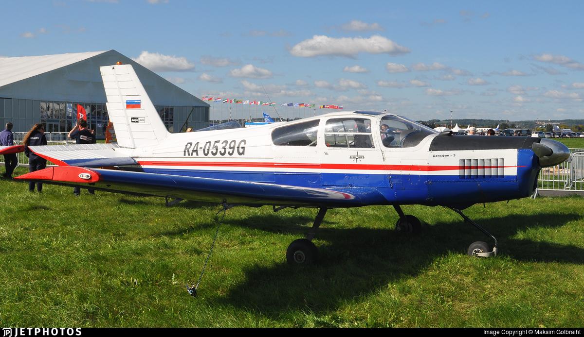 RA-0539G - Delphine-3 - Private