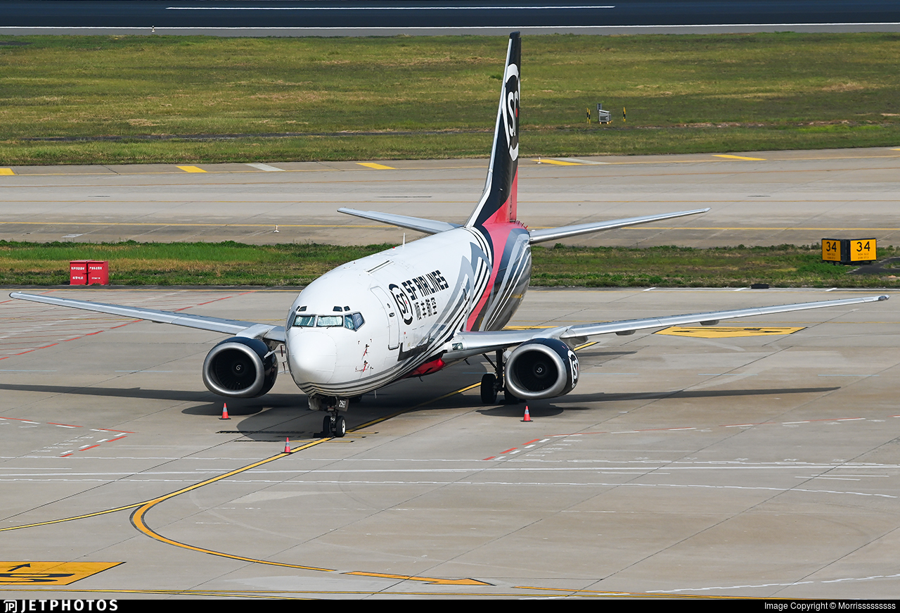 B-2969 - Boeing 737-36R(BDSF) - SF Airlines