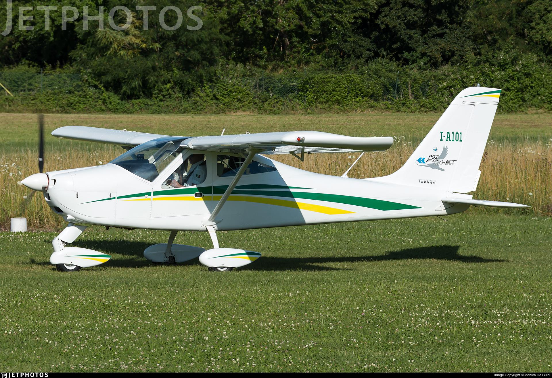 I-A101 - Tecnam P92 Eaglet Light Sport - Private