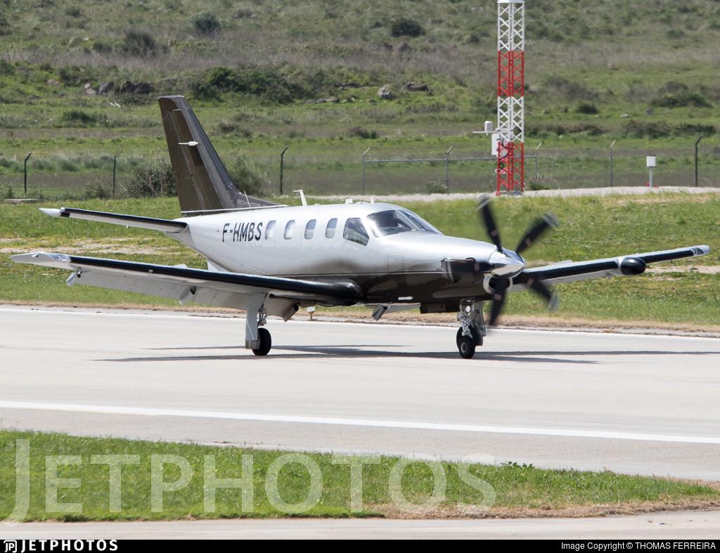 F-HMBS - Socata TBM-850 - Private