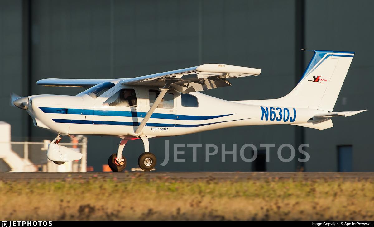 N630J - Jabiru J250 - Private