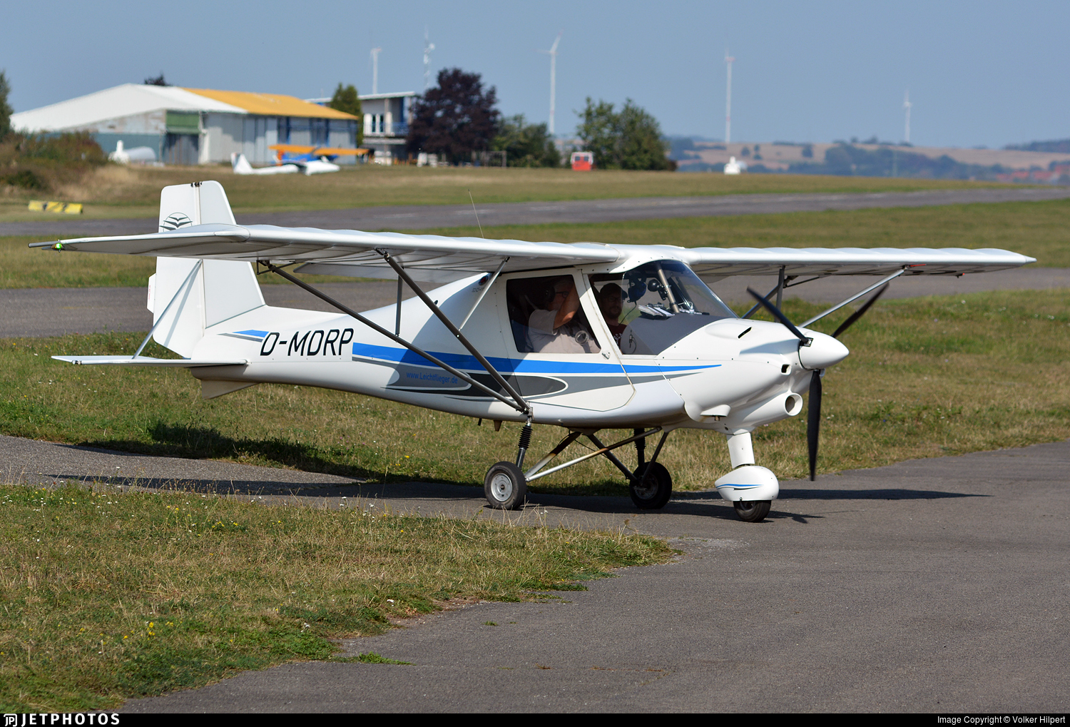 D-MDRP - Ikarus C-42 - Private